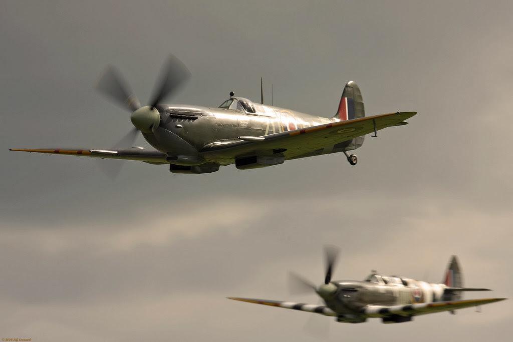 Spitfire vs