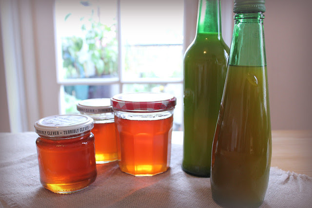 Rosehip Jelly and Cordial