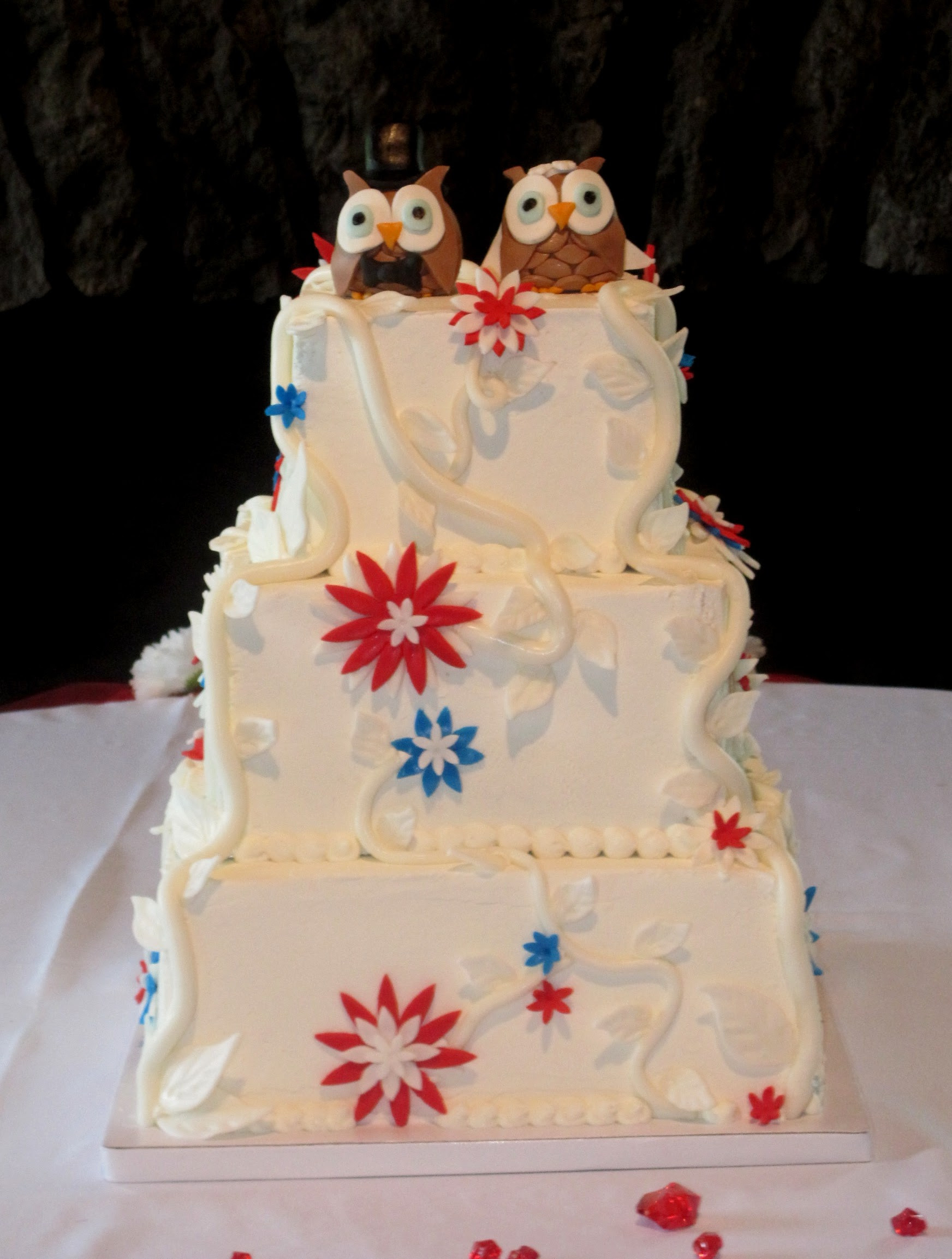 western wedding cake toppers