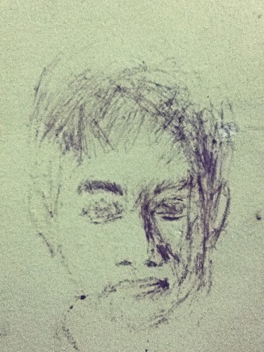 week 38, 2012: self-portrait