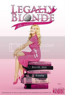 Legally Blonde: The Musical (Atlantis Productions)