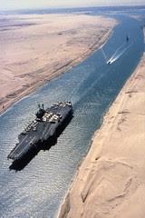 Terusan Suez, Mesir