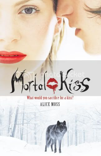 Mortal Kiss by Alice Moss
