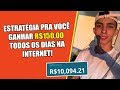 HOTMART - Uma simples estratégia que me faz vender R$150,00 todos os dias na Internet!