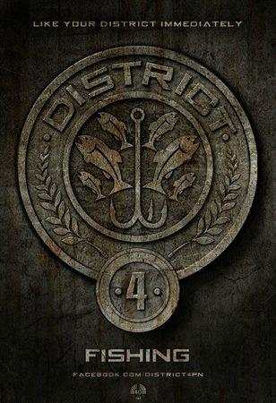 Hunger Games Affiche 4