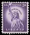 3¢ stamp