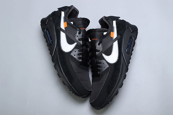dd260894f A Closer Look at the Off-White™ x Nike Air Max 90