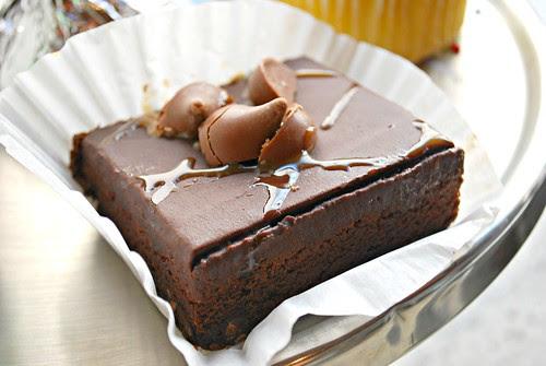 Caramel Kiss Ultimate Brownies