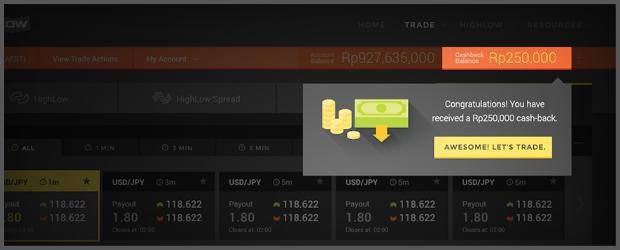 Review Bonus Binary Option - Indonesia Binary Option Trader
