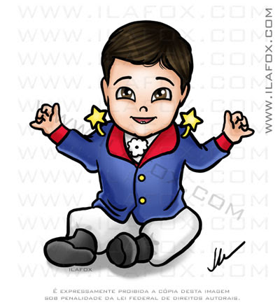 caricatura bebê, caricatura infantil, caricatura pequeno principe, by ila fox