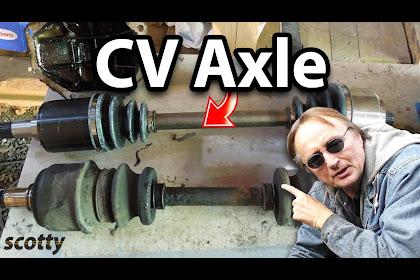 My Cv Axle Wont Go In