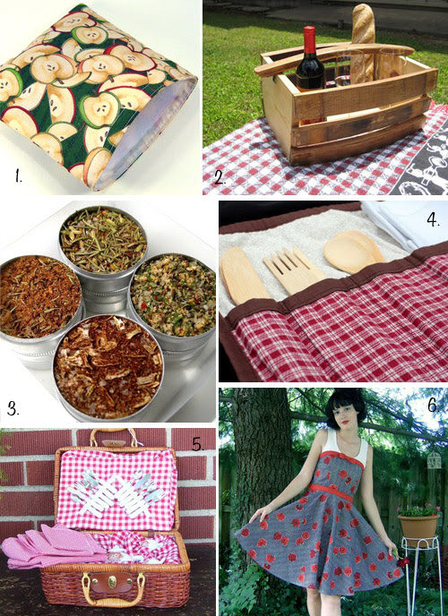 4th-of-July-Picnic, Etsy finds