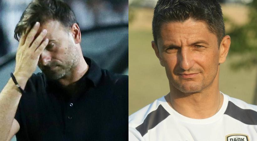 Έτσι έφυγε ο Στανόγεβιτς και ήρθε ο Λουτσέσκου στον ΠΑΟΚ