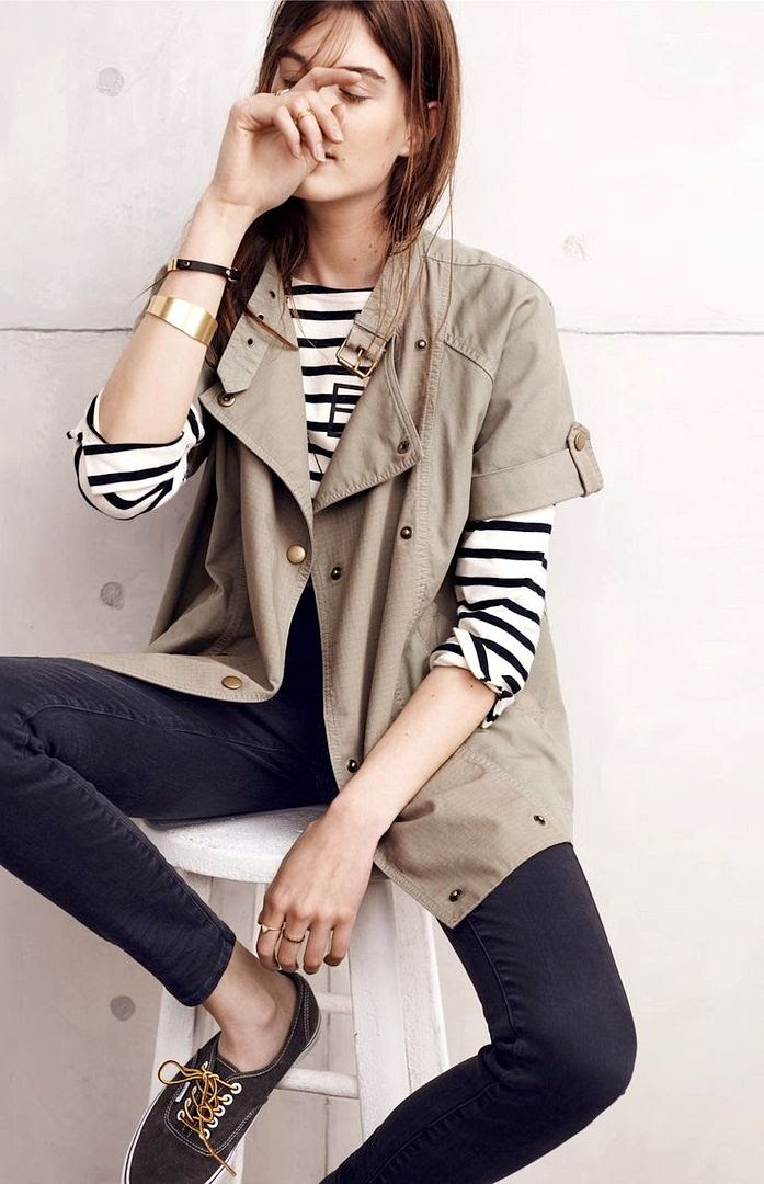 Le Fashion Blog Simple Sunday Weekend Casual Style Jacket Striped Tee Sneakers photo Le-Fashion-Blog-Simple-Sunday-Weekend-Casual-Style-Jacket-Striped-Tee-Sneakers.jpg