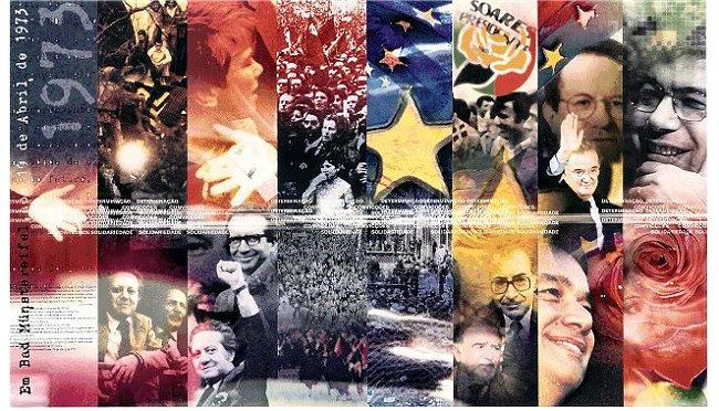 Cartaz do 30 anos do PS