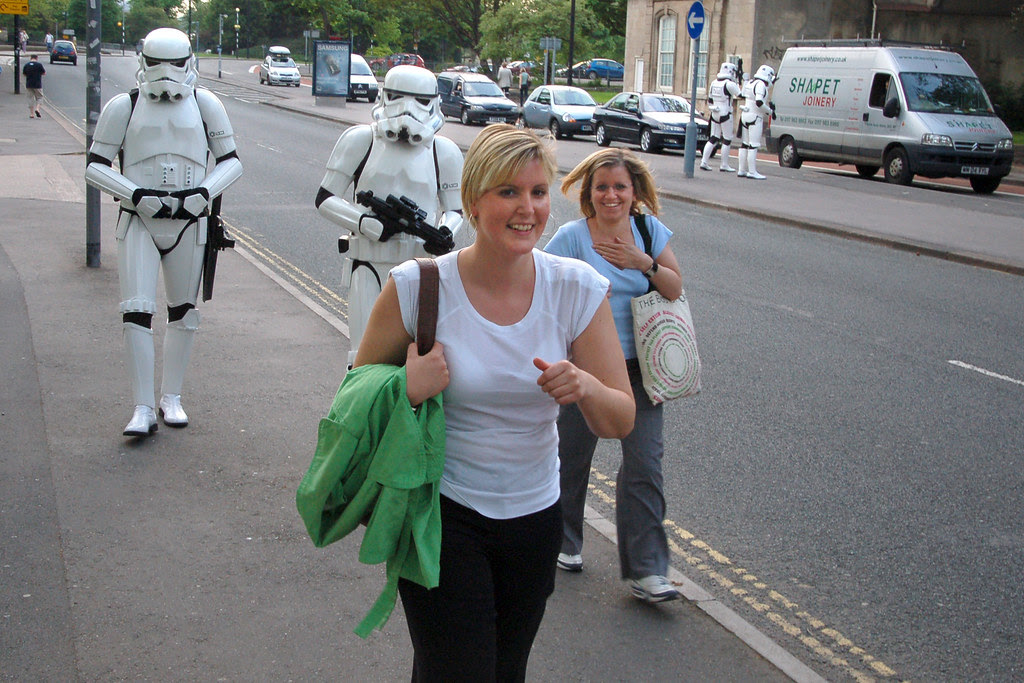 Stormtroopers On The Road