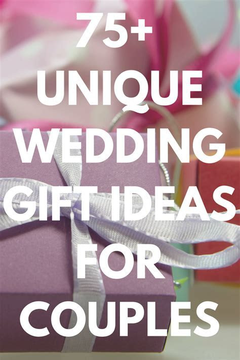 Best Wedding Gifts Ideas: 69  Personalized, Unique, and