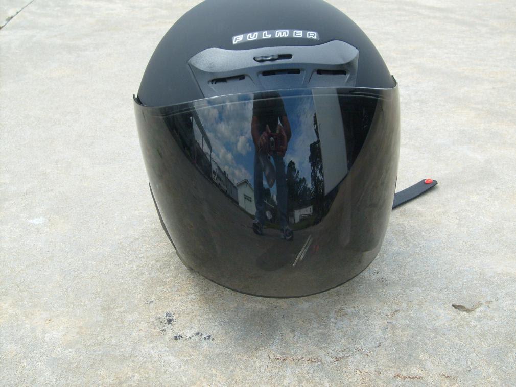 Fulmer 3/4 Motorcyle Helmet