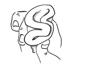 menstruationstasse falten cobra