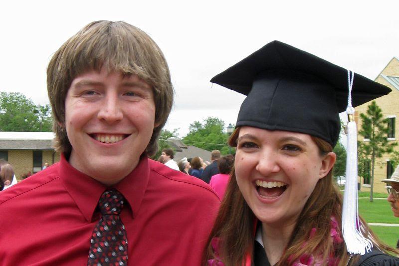 Rachel's Graduation 5