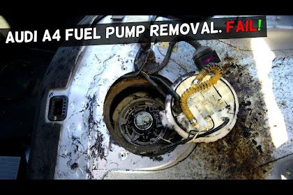 2004 Audi A4 30 Quattro Fuel Pump