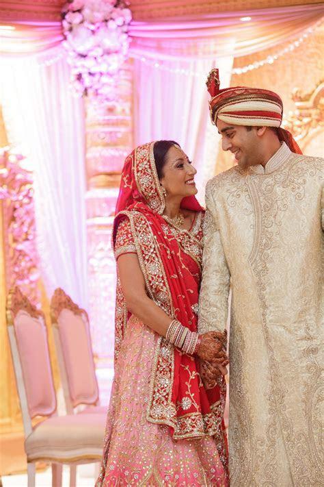 Amy Jain and Pratik Patel's Three Day Wedding