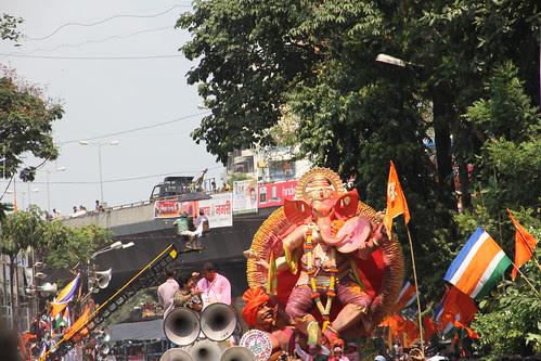 Tejukaya Cha Raja Visarjan Lalbagh 2012 by firoze shakir photographerno1
