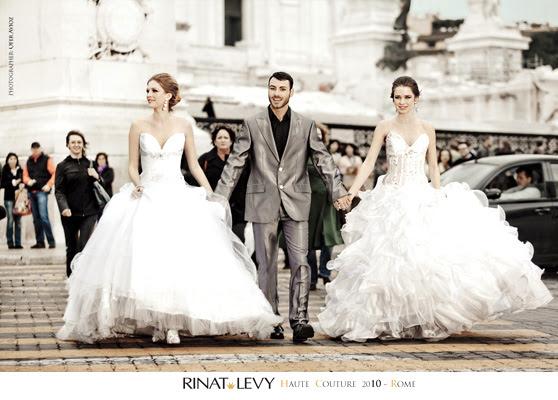Rinat Levy Campagna Fotografie Spose