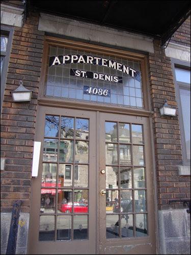 Appartement St. Denis 4086