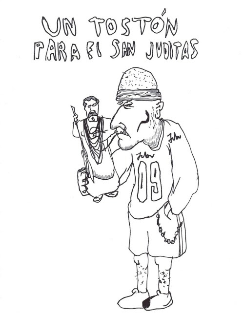 San Judas Tadeo Coloring Pages Wwwimagenesmycom