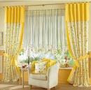 Living Room Curtain Ideas | Plan for Home Design