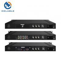 SDI To DVB S2 Hdmi To Digital Tv Modulator 950 ~ 2150Mhz COL5011U For Satellite TV L Band