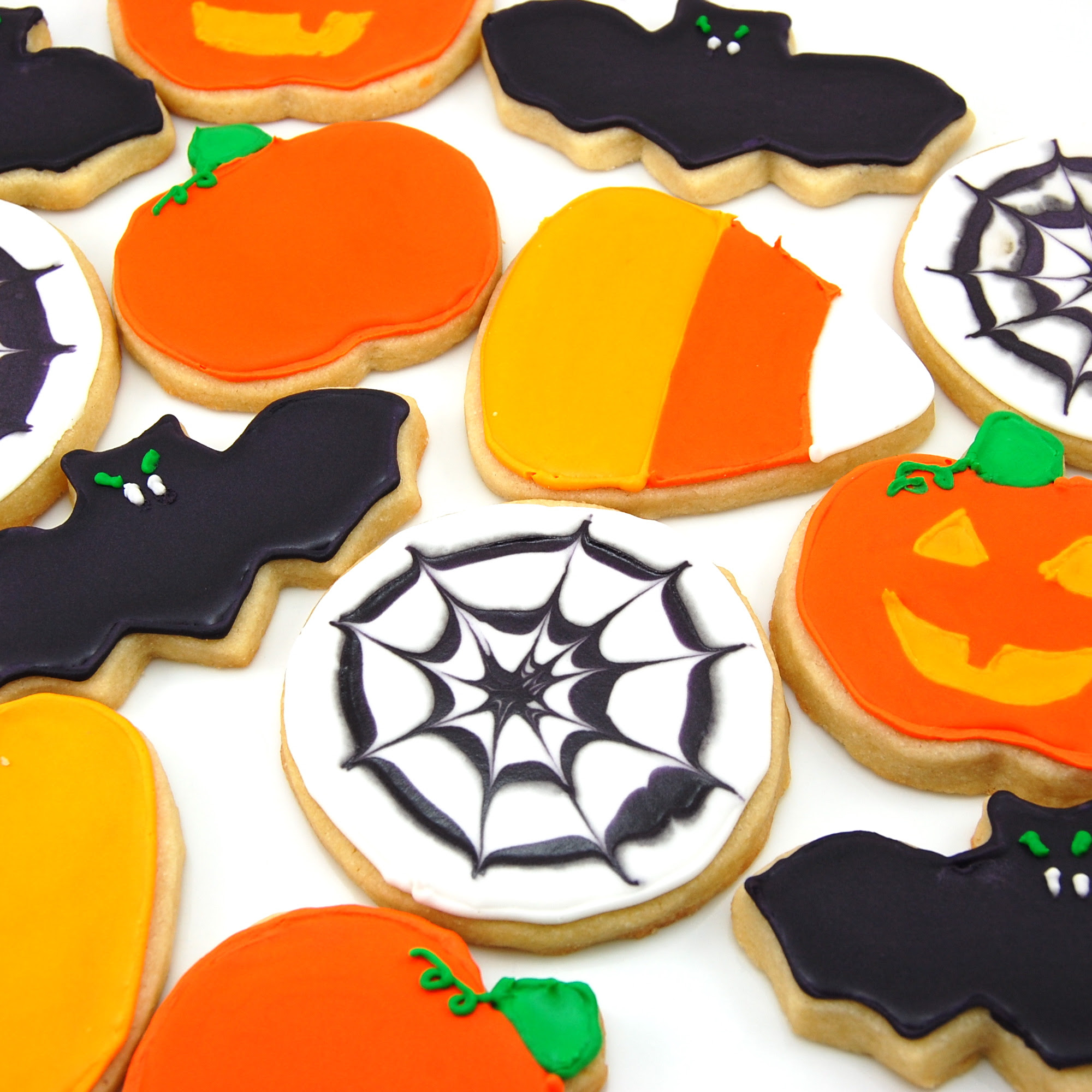 Halloween Sugar Cookies | Sweet Pea's Kitchen
