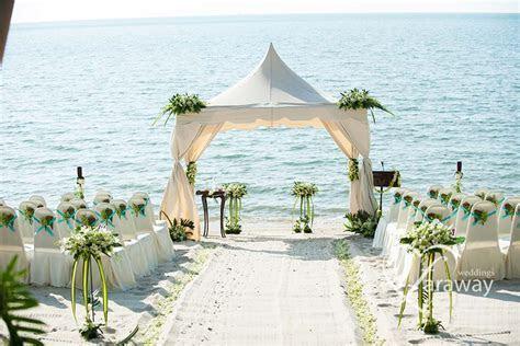 Setting The Scene!   Wedding Thailand
