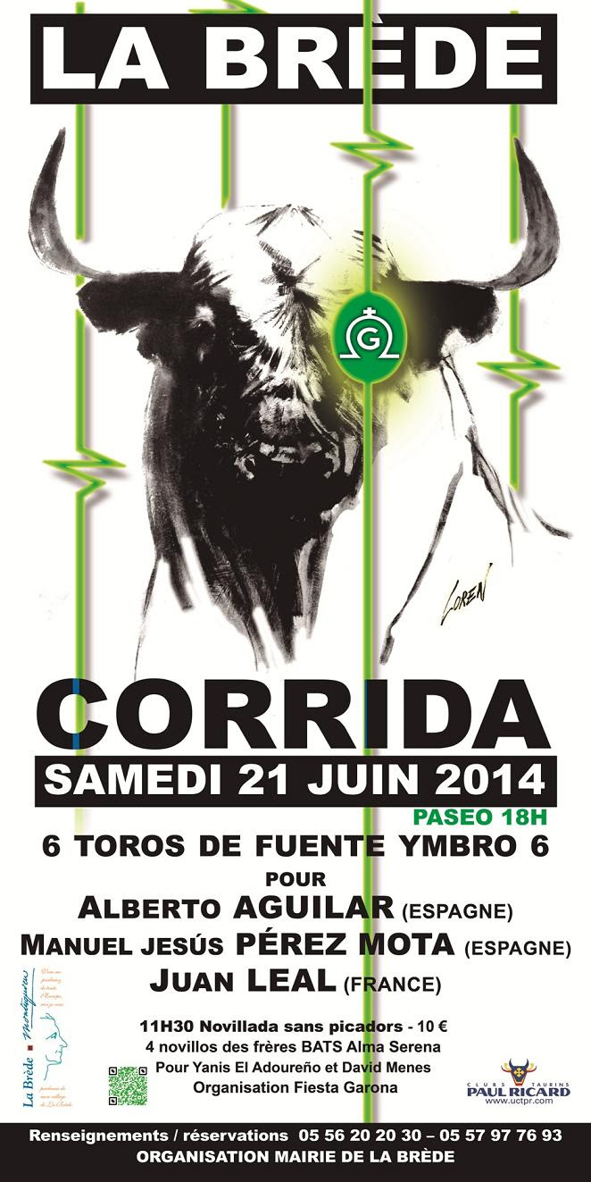 La Brede 2014