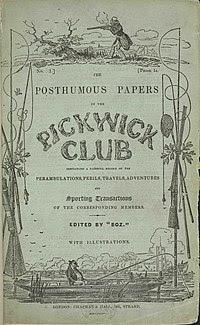 Capa original da edição de 1836