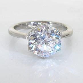 Fake Diamond Engagement Rings That Look Real 20   Fun