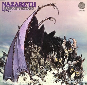NAZARETH hair of the dog
