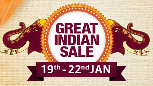 Amazon sale: Amazon per mil raha hai aapko Bhari discount - 19 to 22 Jan 2020