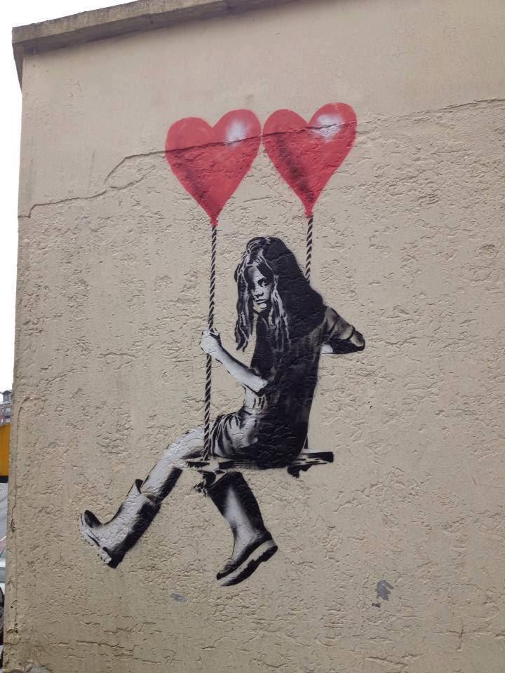 Street Art Harts