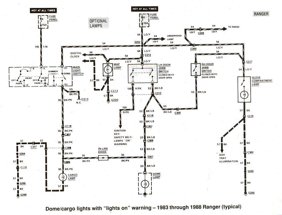1994 Ford Ranger Starter Wiring Diagram