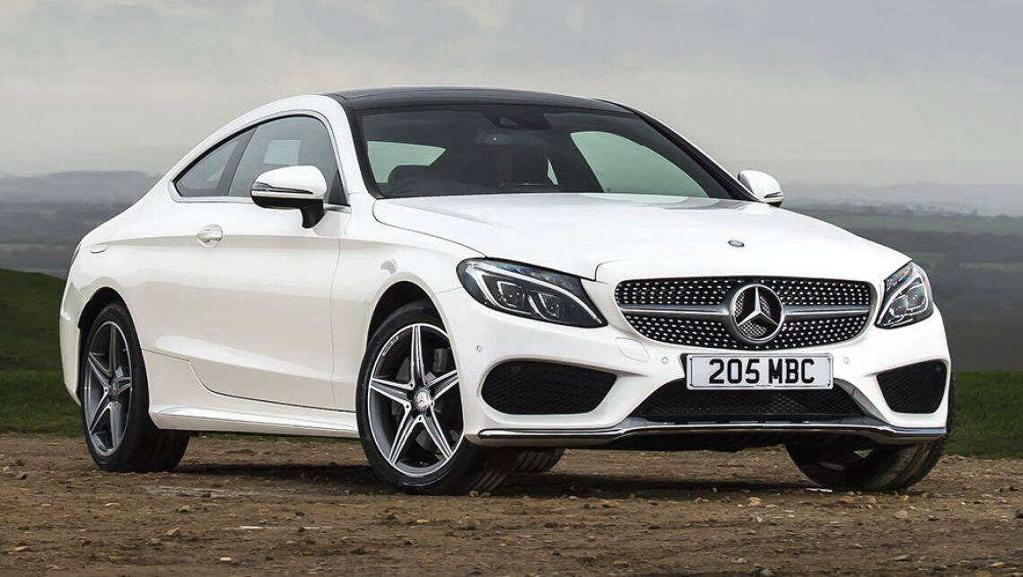 2016 Mercedes-Benz C-Class Coupe | new car sales price ...