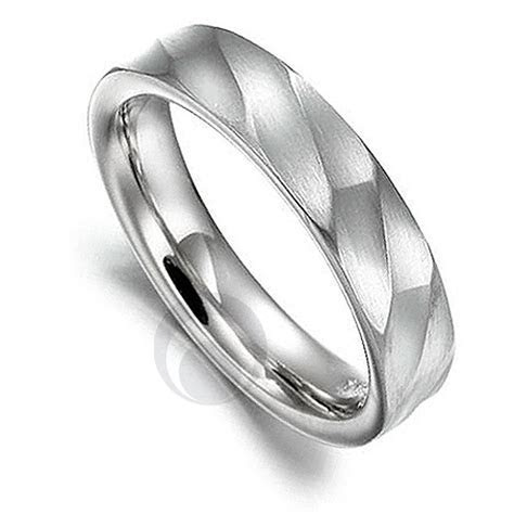 Mens Gold And Silver Wedding Rings