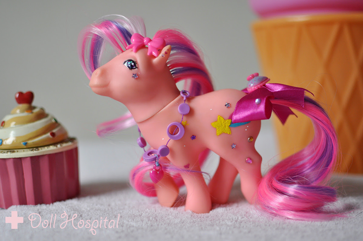 My Little Pony customizado