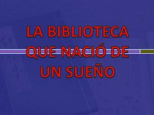 Historia de la Biblioteca Escolar del CEIP Gloria Fuertes de Jaén.