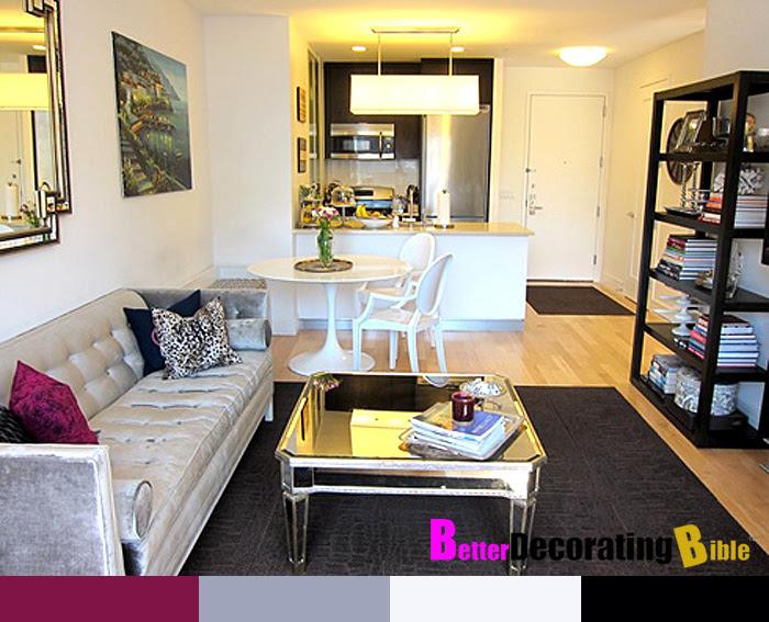The Flat Decoration City Apartment Decorating