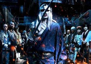浪客劍心 : 京都大火篇/神劍闖江湖2–京都大火篇(Rurouni Kenshin: Kyoto Inferno)劇照