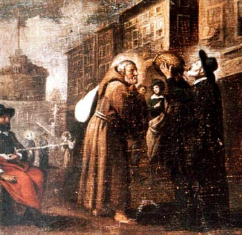 St. Felix Cantalice - St. Philip Neri