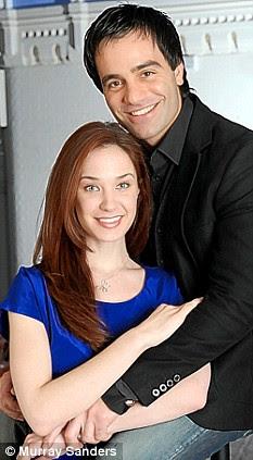 Sierra Boggess et Ramin Karimloo