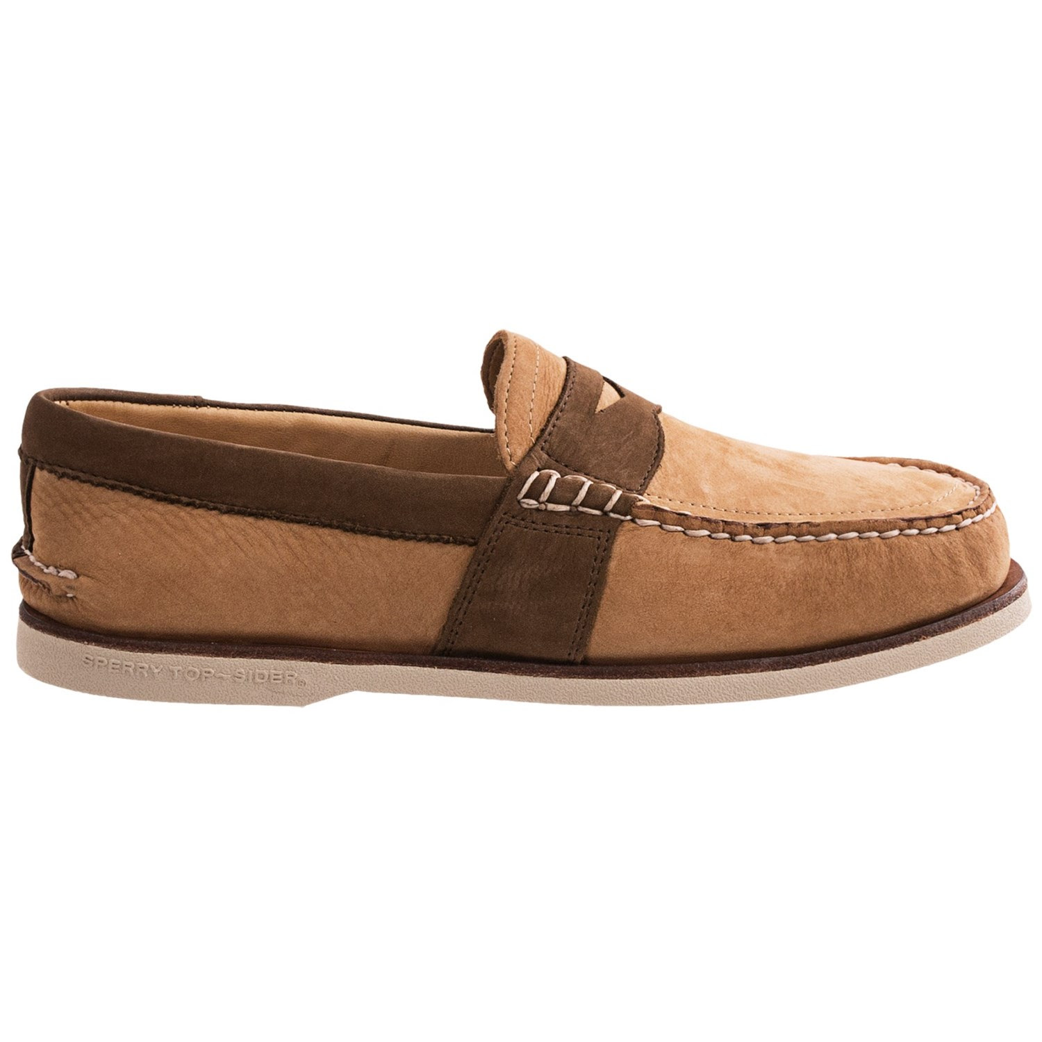Sperry Gold Cup Authentic Original Penny Loafers (For Men ...